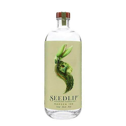 Seedlip Garden 108 Non-Alcoholic Spirit Alternative