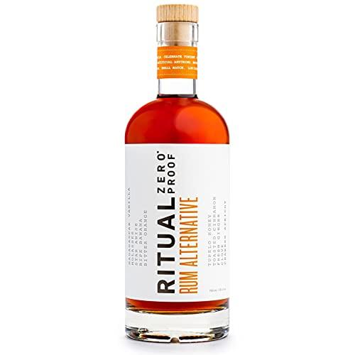 Ritual Zero Proof Non-Alcoholic Rum Alternative 750ml