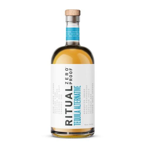 Ritual Zero Proof Tequila 750ml