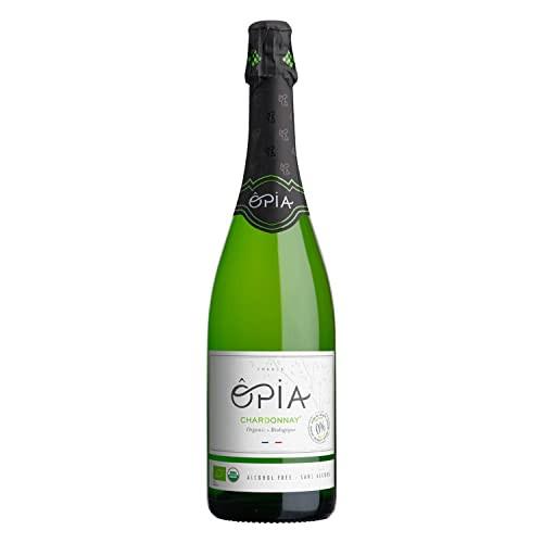 Opia Organic Chardonnay Non-Alcoholic Sparkling Wine