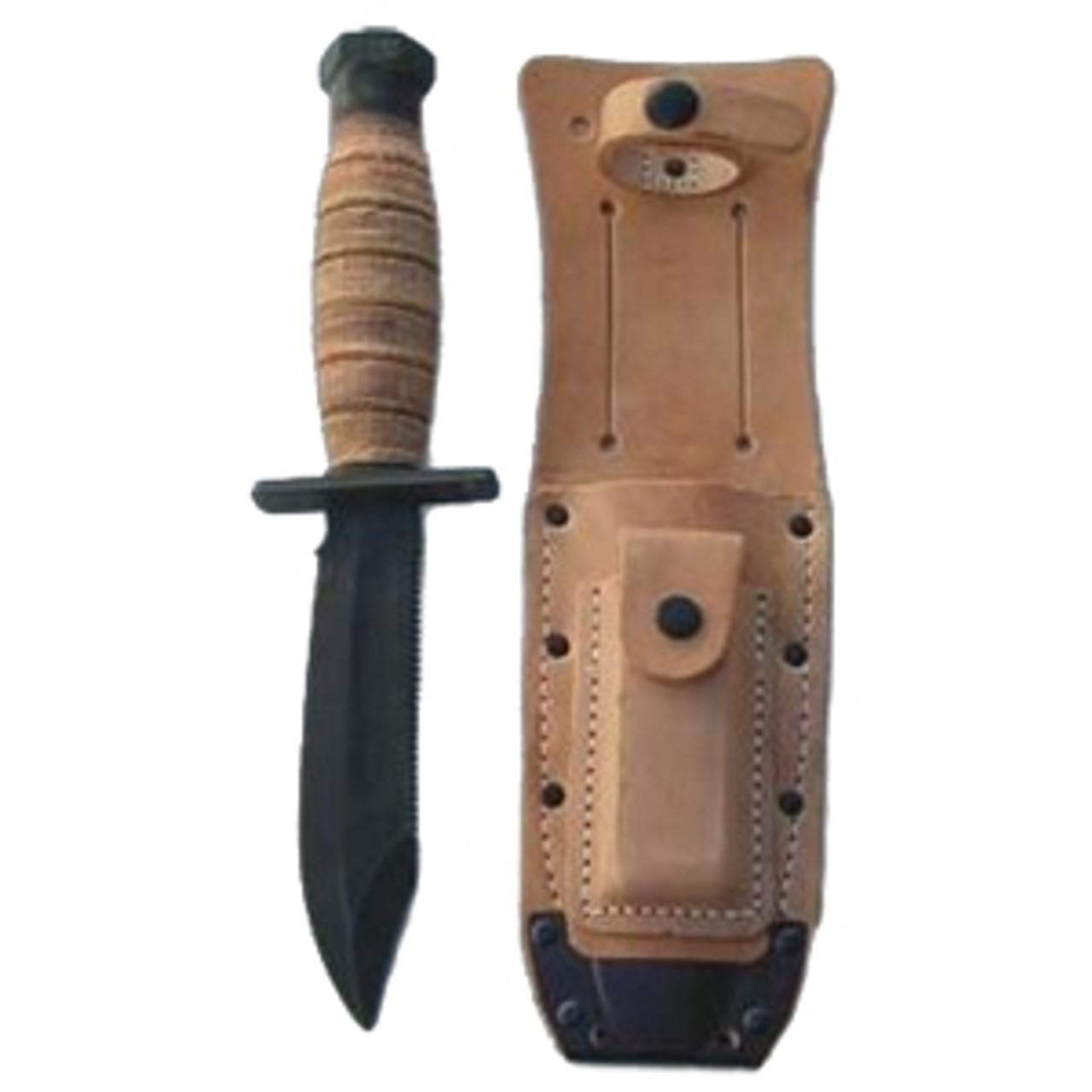 Pilots Survival Knife Surplus Warrior Hq Company