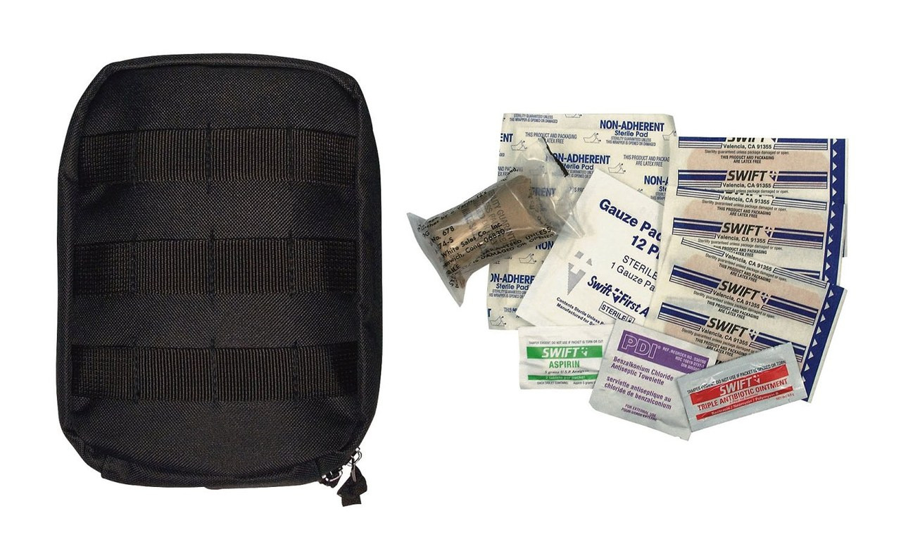 Molle First Aid Kit Surplus Warriorhq Company