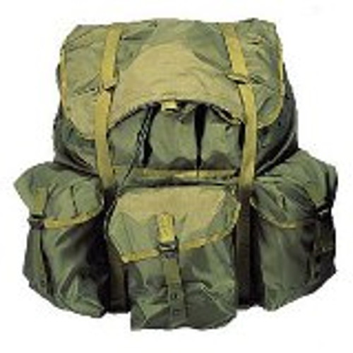 Large Alice Packs complete with metal frame. These rucks have been gone through and are all in good condition.