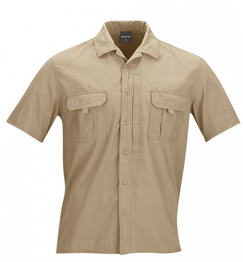 The Propper Sonora Shirt – Short Sleeve combines the cooling features of lightweight fishing apparel with tactical functionality.