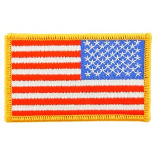 """All patches are embroidered and can be sew-on or ironed-on. Approx. 3"""" in size."""