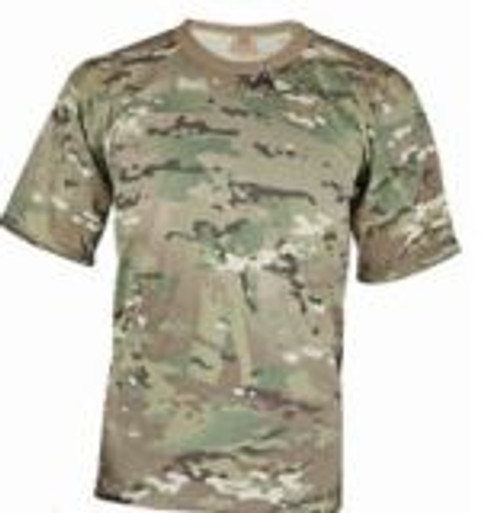 Multicam T Shirts new and licensed! Great for hunting in the early fall