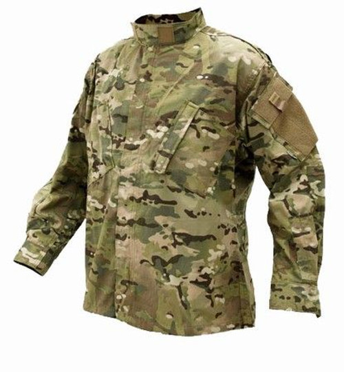 Used & New Multicam Shirts All used Multicam jackets are in good condition. All Sales on used items are final! No refunds will be given on used items! spacer