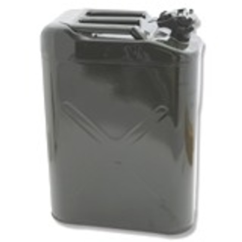 Nato style 5 Gallon Military Gas Can with Spout. These are new cans and new spouts!  (NOT FOR SALE IN CALIFORNIA