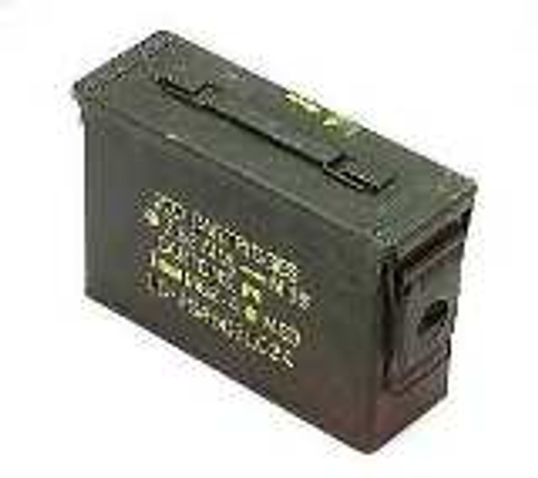 30 Cal Ammo Can Genuine U.S. issue ammo can Used condition