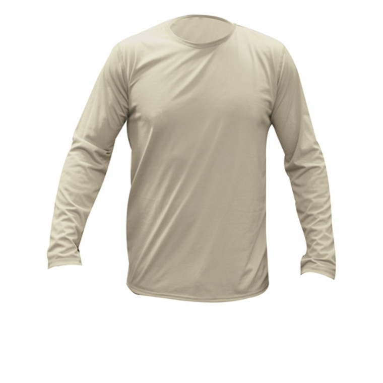 Poly Pro Intermediate Silk Weight Thermal Shirt Gen III