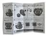 TAKARA TOMY WBBA Beyblade Burst God Chips / Evolution Parts