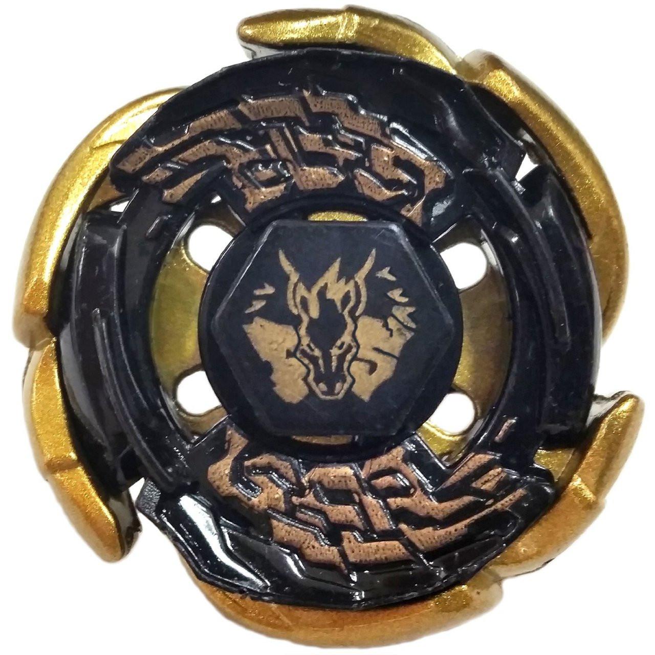 black and gold pegasus