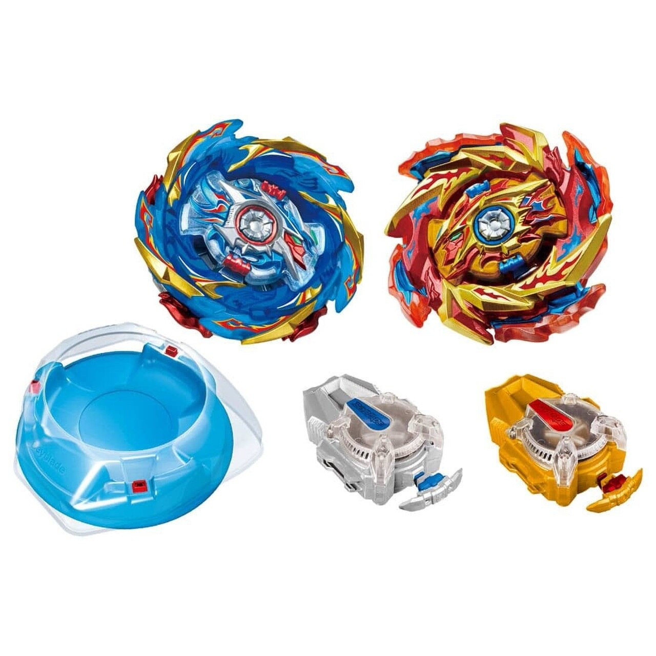 TAKARA TOMY Beyblade Burst B-174 Beyblade Limit Breaking DX Set