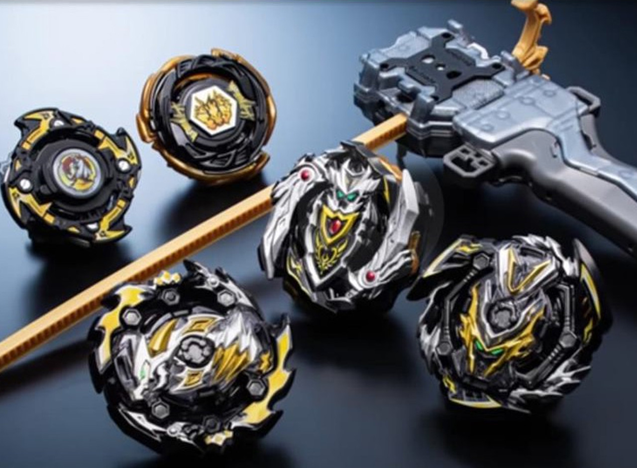 TAKARA TOMY Beyblade BURST GT GOLD Dragon Chip CoroCoro Limited ThePortal0