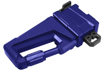 Beyblade Burst BLUE Carabiner Launcher Grip B-58