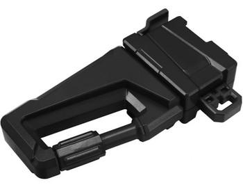 Beyblade Burst BLACK Carabiner Launcher Grip B-58