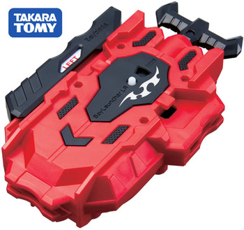 TAKARA TOMY RED Beyblade BURST String Launcher / Beylauncher LR B-88