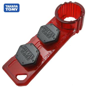 TAKARA TOMY Beyblade Metal Face Bolt Custom Ver. (Gun Metallic) BB-67