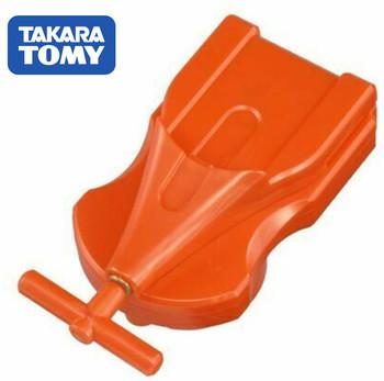TAKARA TOMY BeyLauncher (Metallic Orange) Metal Fusion Beyblade String Launcher BB-68