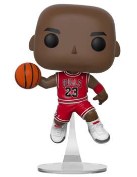 Funko Pop! Michael Jordan, Chicago Bulls NBA Series #54