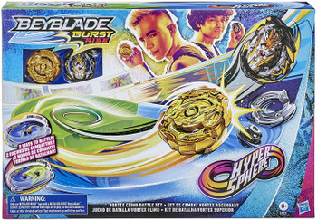 HASBRO Beyblade Burst Rise Vortex Climb Battle Set w/ Stadium E7621