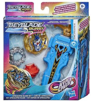 HASBRO Beyblade Burst Rise HyperSphere Apocalypse Blade Set F0655
