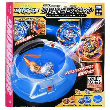TAKARA TOMY Beyblade Burst Superking Surge Limit Break DX Set w/ Stadium B-174