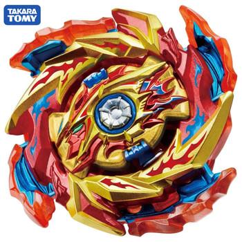 TAKARA TOMY Hyperion Burn Cho .Xc'+X Burst Surge Superking Beyblade B-174 NWOP