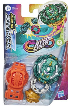 HASBRO Poison Cyclops C5 Knuckle Guardian-H Burst Surge HyperSphere Beyblade F0622