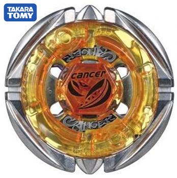 TAKARA TOMY Flame Cancer D125RF  Metal Masters Beyblade BB-100 02 NWOP