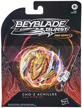 HASBRO Cho-Z Achilles / Turbo Achilles Burst Surge PRO SERIES Beyblade F2331