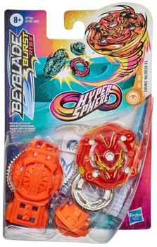 HASBRO Cosmic Valtryek V5 Ring Trick-H / Cosmo Valkyrie HyperSphere Burst Rise Beyblade Starter Pack E7720
