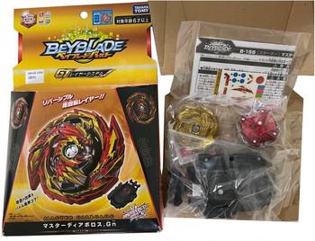 TAKARA TOMY Master Diabolos .Gn Burst Rise GT Beyblade B-155  (Rare Gold Recolor Version)