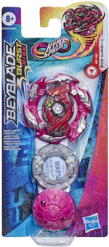 HASBRO Inferno Salamander S5 Wing Jagged-H Burst Rise Hypersphere Beyblade E9235
