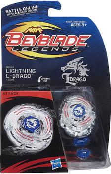 HASBRO Lightning L-Drago 100HF Legends Beyblade BB-43
