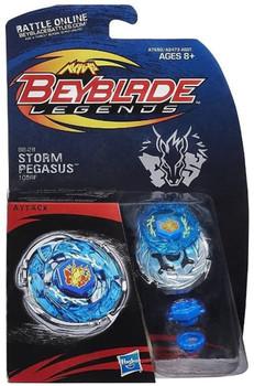 HASBRO Storm Pegasus / Pegasis 105RF Legends Beyblade BB-28
