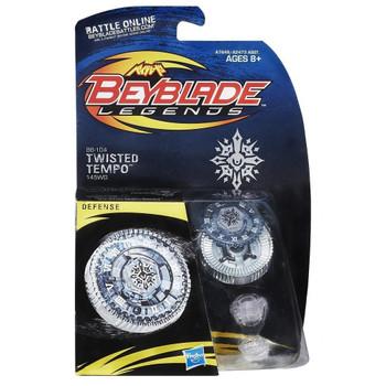 HASBRO Twisted Tempo / Basalt Horogium 145WD Legends Beyblade BB-104
