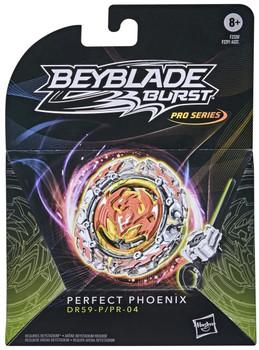 HASBRO Perfect Phoenix 8'Proof Friction Burst Surge PRO SERIES Beyblade F2328