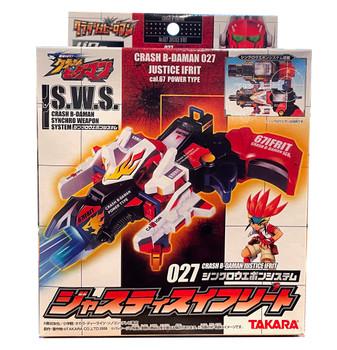 TAKARA Crash B-Daman Justice Ifrit 027