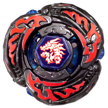 L-Drago Destructor / Destroy Metal Fury Beyblade BB-108