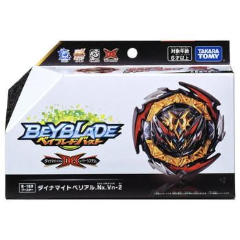 TAKARA TOMY Dynamite Belial Nexus Venture-2 Burst DB Beyblade B-180