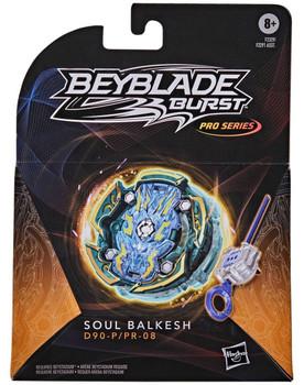 HASBRO Soul Balkesh Paradox-P Eternal Ten Burst Surge PRO SERIES Beyblade F2329