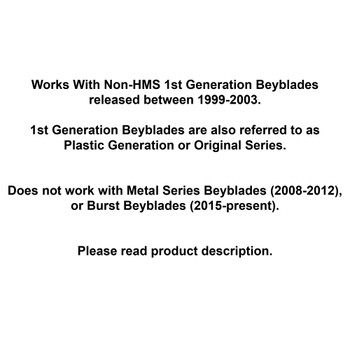 TAKARA TOMY / HASBRO Original Series / Plastic / 1st Generation Beyblade Ripcord Launchers
