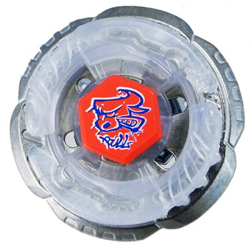 TAKARA TOMY Rock Bull WD145HF Metal Fusion Beyblade BB-44
