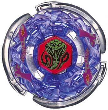 TAKARA TOMY Storm Serpent T125HF Metal Masters Beyblade BB-82
