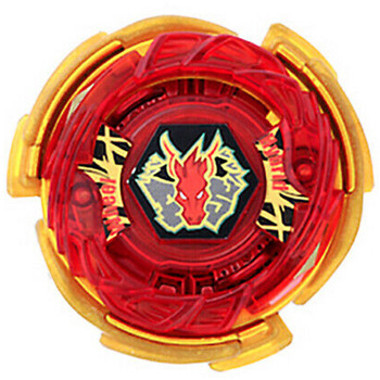 TAKARA TOMY Storm Pegasis .10G.Qc' (Crimson Red Ver.) Burst Limited Edition Beyblade B-00