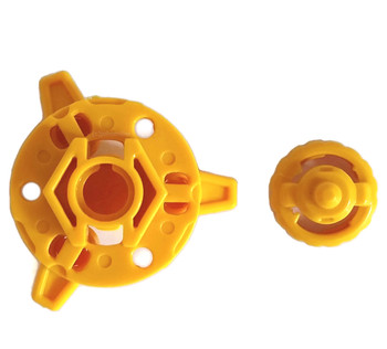 C145 Claw Beyblade Spin Track + Tip