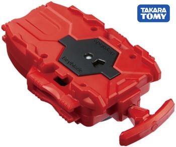 TAKARA TOMY RED Beyblade BURST String Launcher / Beylauncher B-108