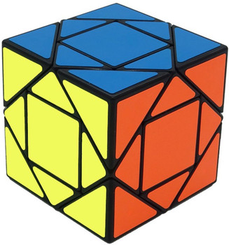 3x3 Moyu Pandora Speed Cube / Skewb Magic Twist Puzzle 5.6CM