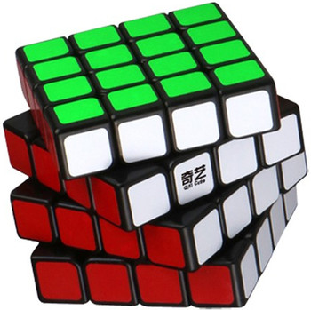 QiYi QiYuan 4x4 Speed Cube Magic Twist Puzzle 6.2CM